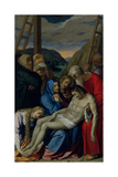 Pieta, 1593 Giclee Print by Scipione Pulzone