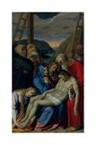 Pieta, 1593 Giclee Print by Scipione Pulzone