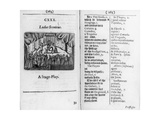Boys' races from 'Orbis Sensualium Pictus', 1658 Giclee Print by John Amos Comenius