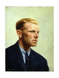 Portrait of a Man Giclee Print by Edward Hopper