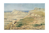 View on the Island of Rhodes Giclee Print by Richard Dadd