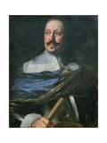 Portrait of Mattias de' Medici Giclee Print by Justus Sustermans