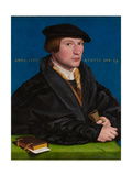 Hermann von Wedigh III (Died 1560), 1532 Giclee Print by Hans Holbein the Younger