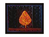 The Glowing Bush, 1996 Giclee Print by Peter Davidson