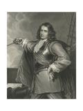 Admiral Blake Giclee Print by Henry Perronet Briggs