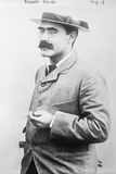Rudyard Kipling, 1908 Photographic Print by George Grantham Bain