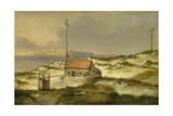 The Dunes of Helgoland, 1815 Giclee Print by Joachim Faber