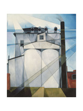 My Egypt, 1927 Giclee Print by Charles Demuth