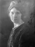 Margaret Sanger, c.1915 Photographic Print by George Grantham Bain