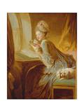 The Love Letter, c.1770 Impression giclée par Jean-Honore Fragonard