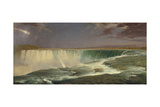 Niagara, 1857 Giclee Print by Frederic Edwin Church