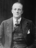 Hugh Walpole, c.1920 Photographic Print by George Grantham Bain