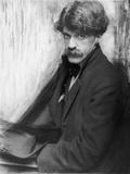 Alfred Stieglitz, 1902 Photographic Print by Gertrude Käsebier