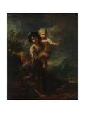 The wood gatherers, 1787 Giclee Print by Thomas Gainsborough