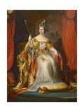 Queen Victoria, 1863 Giclee Print by Sir George Hayter