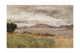 Loch Strivan Giclee Print by William Davis