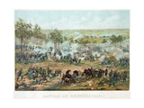 Battle of Gettysburg, pub. 1898 Giclee Print by Paul Dominique Philippoteaux