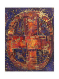 Celtic Cross, 1990 Giclee Print by Peter Davidson