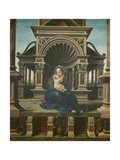 The Virgin of Louvain Giclee Print by Peter Mabuse