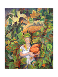 Ceres, 2002 Giclee Print by Silvia Pastore