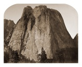 Cathedral Rock - Yosemite, California, 1861 Prints by Carleton Watkins