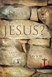 Who Is Jesus Plakaty autor David Sorenson