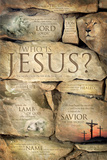 Who Is Jesus Poster von David Sorenson