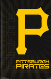 Pittsburg Pirates- Logo 2016 Prints
