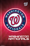 Washington Nationals- Logo 2016 Poster