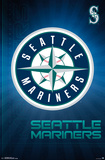 Seattle Mariners- Logo 2016 Posters