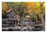 The Mill & Creek II Giclee Print by Danny Head
