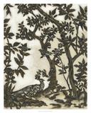 Teahouse Chinoiserie I Giclee Print by Chariklia Zarris