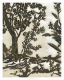 Teahouse Chinoiserie II Giclee Print by Chariklia Zarris