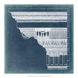 Capital Blueprint I Giclee Print by Vision Studio