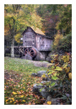Morning at the Mill Giclee Print by Danny Head