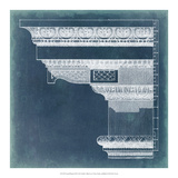 Capital Blueprint III Giclee Print by Vision Studio
