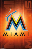 Miami Marlins- Logo 2016 Prints