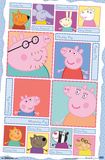Peppa Pig- Character Grid Photo