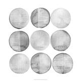 Soft Circles I Posters par Grace Popp