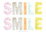 Pattern Sentiment III Prints by June Vess
