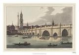 London Bridge Giclee Print by Joseph Stadler