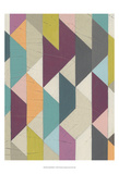 Confetti Prism V Print by June Vess