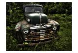 Rusty Auto I Posters by  PHBurchett