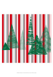 Oh Christmas Tree III Posters by Sharon Gordon