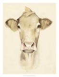 Watercolor Barn Animals III Posters by Grace Popp