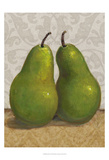 Pear Duo I Print by Tim OToole