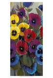 Pansy Panel II Prints by Tim OToole