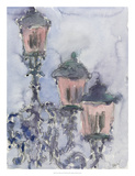 Venice Watercolors II Giclee Print by Samuel Dixon
