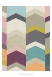 Confetti Prism III Prints by June Vess