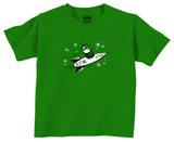 Toddler: R.E.M.- Rocket Throwback T-shirt